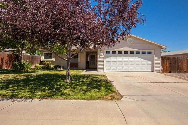 406 1/2 Pintail Avenue, Grand Junction, CO 81504 (MLS #20203347) :: The Christi Reece Group