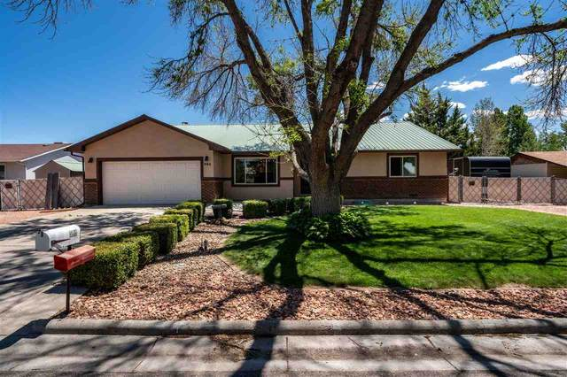594 E Valley Court, Grand Junction, CO 81504 (MLS #20203352) :: The Christi Reece Group