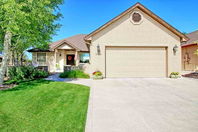 2175 Fernwood Court, Grand Junction, CO 81506 (MLS #20203356) :: The Christi Reece Group