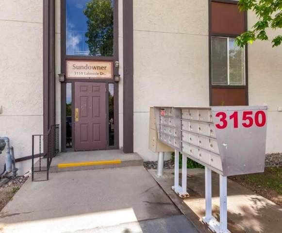 3150 Lakeside Drive #307, Grand Junction, CO 81506 (MLS #20203360) :: The Christi Reece Group