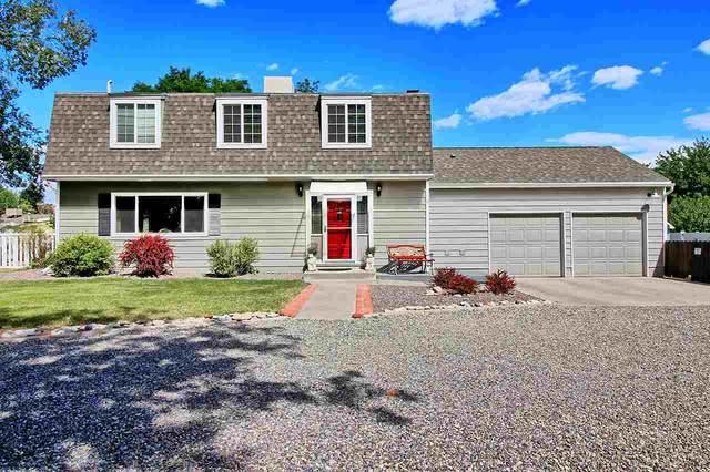 589 Ravenwood Lane, Grand Junction, CO 81507 (MLS #20203375) :: The Danny Kuta Team