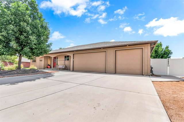 2857 Basil Place, Grand Junction, CO 81501 (MLS #20203376) :: The Grand Junction Group with Keller Williams Colorado West LLC