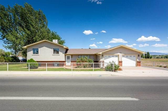 498 33 Road, Clifton, CO 81520 (MLS #20203383) :: The Danny Kuta Team