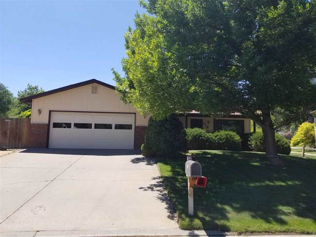 518 Kansas Avenue, Grand Junction, CO 81507 (MLS #20203392) :: The Grand Junction Group with Keller Williams Colorado West LLC