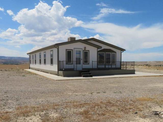 1311 Reeder Mesa Road, Whitewater, CO 81527 (MLS #20203395) :: The Danny Kuta Team