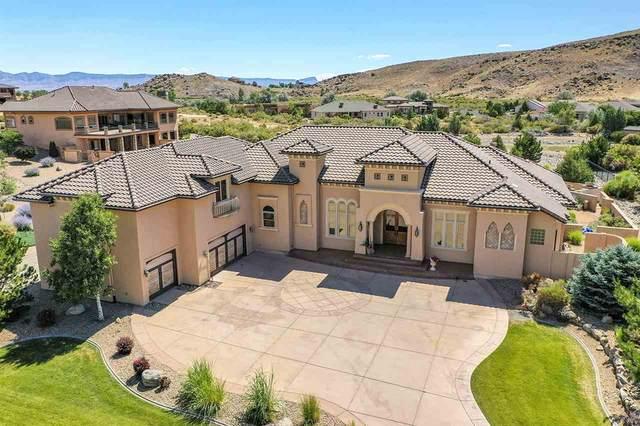 482 Escondido Circle, Grand Junction, CO 81507 (MLS #20203406) :: CENTURY 21 CapRock Real Estate