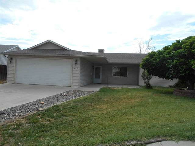 485 Jaquette Lane, Grand Junction, CO 81504 (MLS #20203408) :: CENTURY 21 CapRock Real Estate
