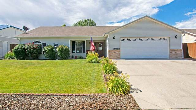 2835 1/2 Pitchblend Court, Grand Junction, CO 81503 (MLS #20203410) :: CENTURY 21 CapRock Real Estate