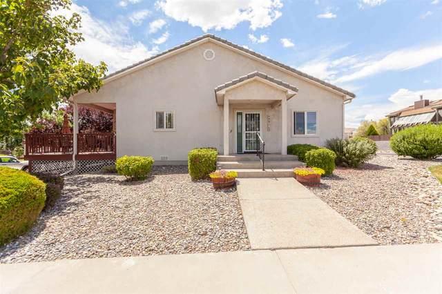 591 1/2 28 1/2 Road, Grand Junction, CO 81501 (MLS #20203417) :: CENTURY 21 CapRock Real Estate