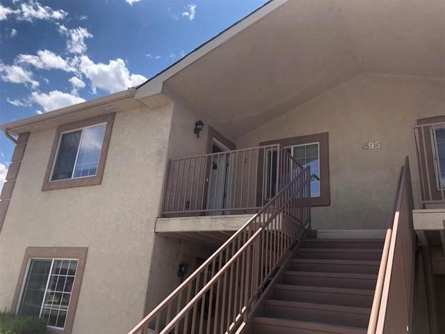 495 Coronado Court C, Clifton, CO 81520 (MLS #20203419) :: CENTURY 21 CapRock Real Estate