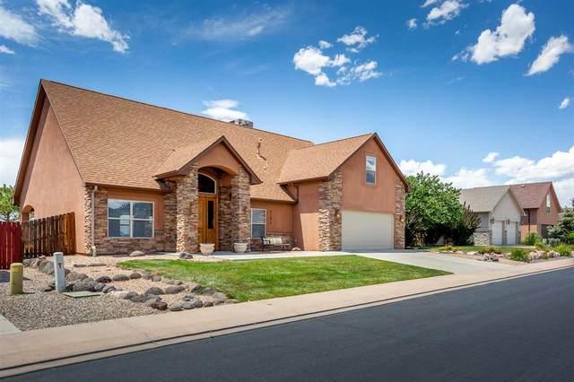 719 1/2 Willow Creek Road, Grand Junction, CO 81505 (MLS #20203420) :: CENTURY 21 CapRock Real Estate