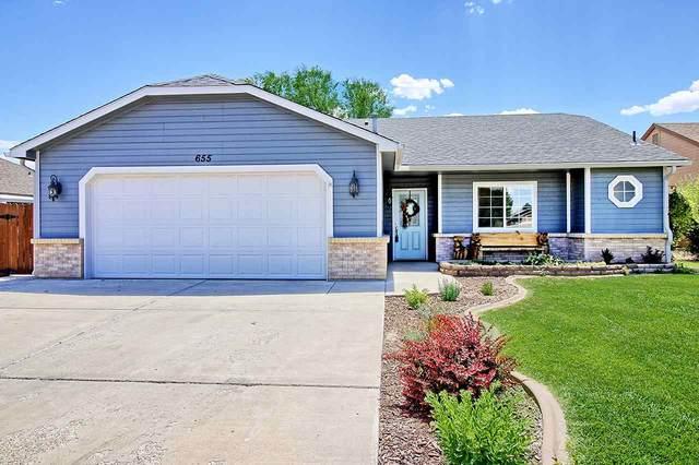 655 Cripple Creek Drive, Fruita, CO 81521 (MLS #20203421) :: CENTURY 21 CapRock Real Estate
