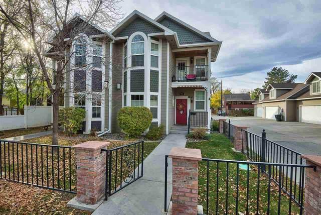 727 Teller Avenue, Grand Junction, CO 81501 (MLS #20203443) :: CENTURY 21 CapRock Real Estate