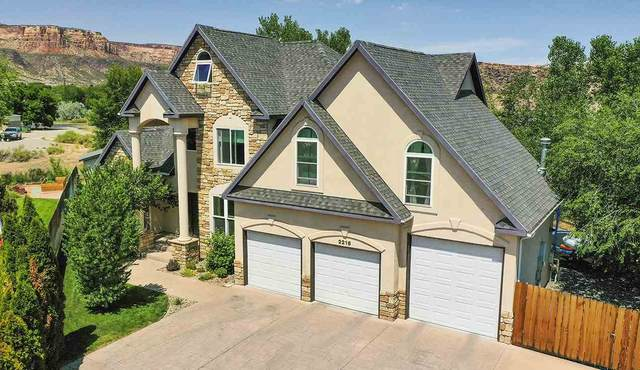 2216 Da Vinci Place, Grand Junction, CO 81507 (MLS #20203478) :: The Kimbrough Team | RE/MAX 4000