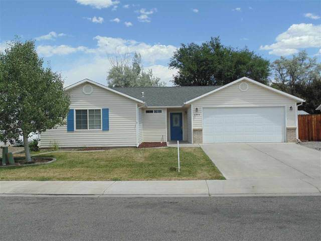 2994 Summerbrook Drive, Grand Junction, CO 81504 (MLS #20203484) :: The Christi Reece Group
