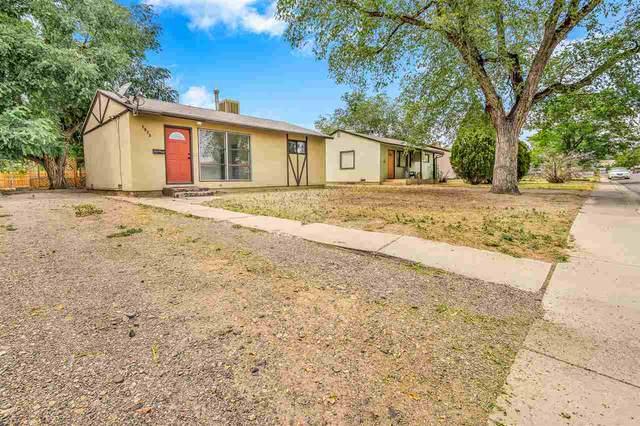 1373 N 25th Street, Grand Junction, CO 81501 (MLS #20203491) :: CENTURY 21 CapRock Real Estate