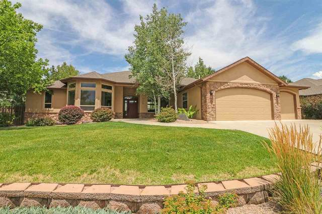 2140 Piazza Way, Grand Junction, CO 81506 (MLS #20203521) :: The Kimbrough Team | RE/MAX 4000