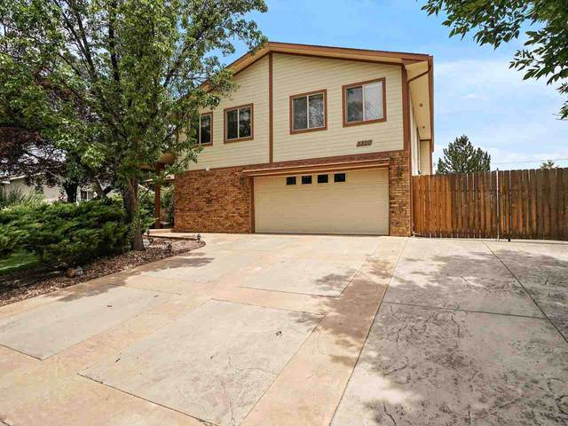 3320 Beechwood Street, Grand Junction, CO 81506 (MLS #20203525) :: CENTURY 21 CapRock Real Estate