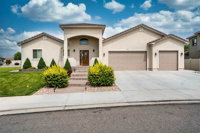 744 Egret Circle, Grand Junction, CO 81506 (MLS #20203541) :: The Christi Reece Group