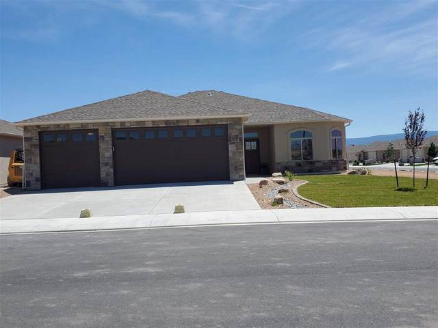 682 Arran Way, Grand Junction, CO 81504 (MLS #20203546) :: The Christi Reece Group