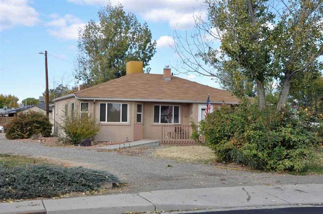 527 30 Road, Grand Junction, CO 81504 (MLS #20203555) :: The Christi Reece Group
