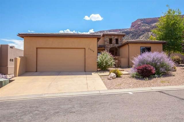 2059 Snow Mesa Lane, Grand Junction, CO 81507 (MLS #20203556) :: The Danny Kuta Team