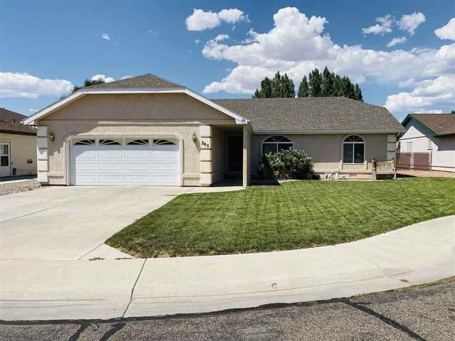 265 W Meadow Avenue, Fruita, CO 81521 (MLS #20203558) :: CENTURY 21 CapRock Real Estate