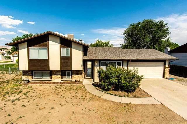 566 Peachwood Drive, Grand Junction, CO 81504 (MLS #20203587) :: The Christi Reece Group