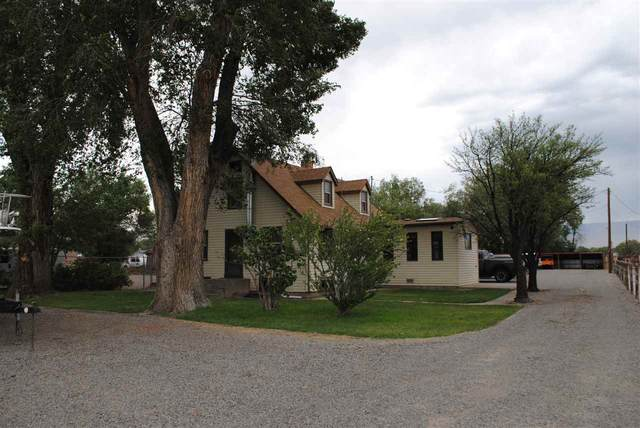 518 30 Road, Grand Junction, CO 81504 (MLS #20203590) :: The Grand Junction Group with Keller Williams Colorado West LLC