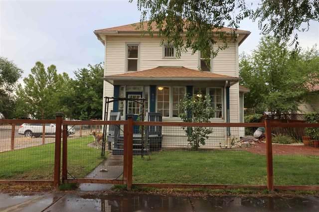 850 N 5th Street, Grand Junction, CO 81501 (MLS #20203611) :: CENTURY 21 CapRock Real Estate