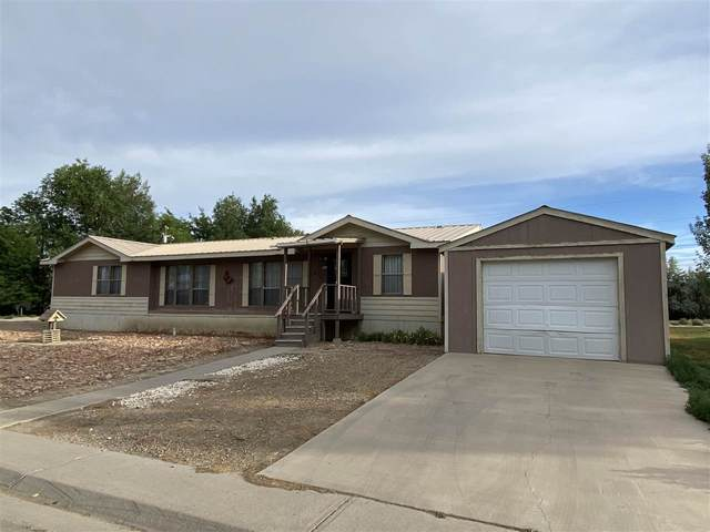 212 E Raven Avenue, Rangely, CO 81648 (MLS #20203614) :: The Christi Reece Group