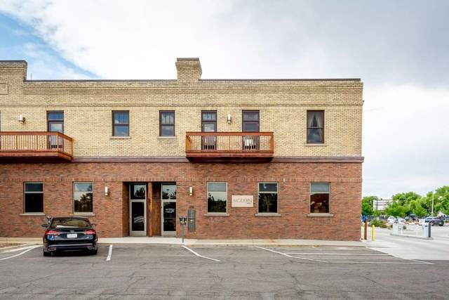 201 Colorado Avenue #4, Grand Junction, CO 81501 (MLS #20203618) :: CENTURY 21 CapRock Real Estate