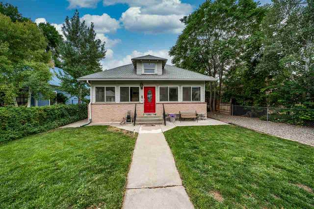427 W 4th Street, Palisade, CO 81526 (MLS #20203636) :: The Kimbrough Team | RE/MAX 4000