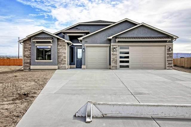 686 Tamarron Court, Grand Junction, CO 81506 (MLS #20203640) :: Western Slope Real Estate