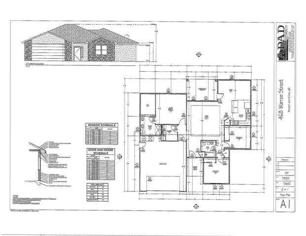 468 Warren Street, Grand Junction, CO 81504 (MLS #20203656) :: The Christi Reece Group