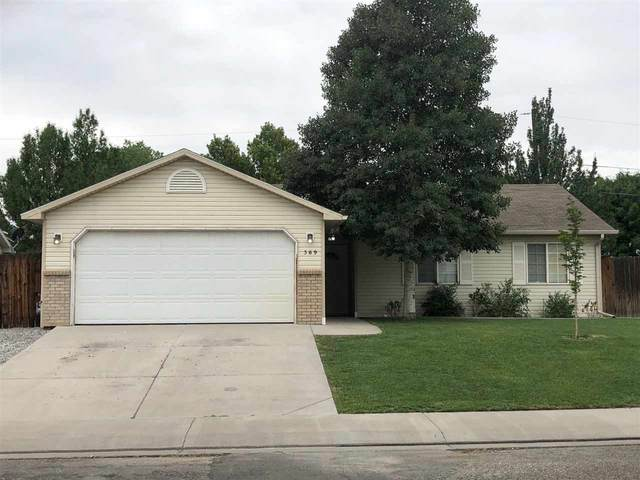 569 Villa Street, Grand Junction, CO 81504 (MLS #20203658) :: The Grand Junction Group with Keller Williams Colorado West LLC