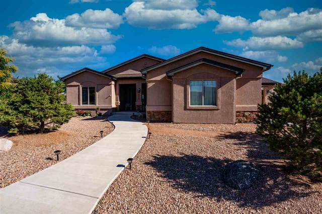 2276 Rock Valley Road, Grand Junction, CO 81507 (MLS #20203659) :: The Danny Kuta Team