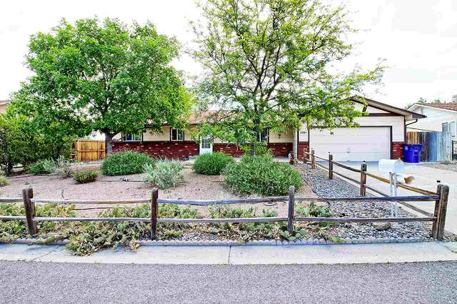 116 1/2 NW Anna Drive, Grand Junction, CO 81503 (MLS #20203662) :: The Kimbrough Team | RE/MAX 4000