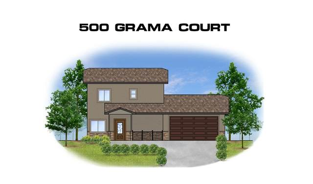 500 Grama Court, Grand Junction, CO 81504 (MLS #20203676) :: The Christi Reece Group
