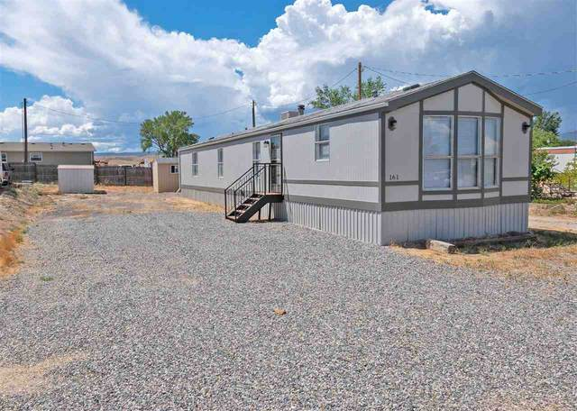161 Turner Avenue, Whitewater, CO 81527 (MLS #20203682) :: CENTURY 21 CapRock Real Estate