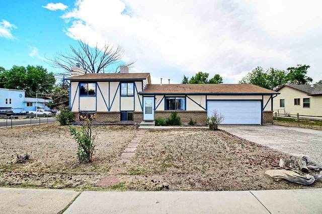 2905 F 1/2 Road, Grand Junction, CO 81504 (MLS #20203688) :: CENTURY 21 CapRock Real Estate
