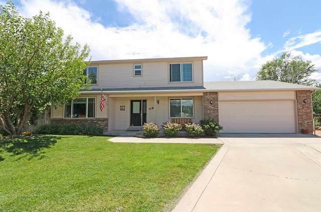118 Pinyon Drive, Fruita, CO 81521 (MLS #20203701) :: CENTURY 21 CapRock Real Estate