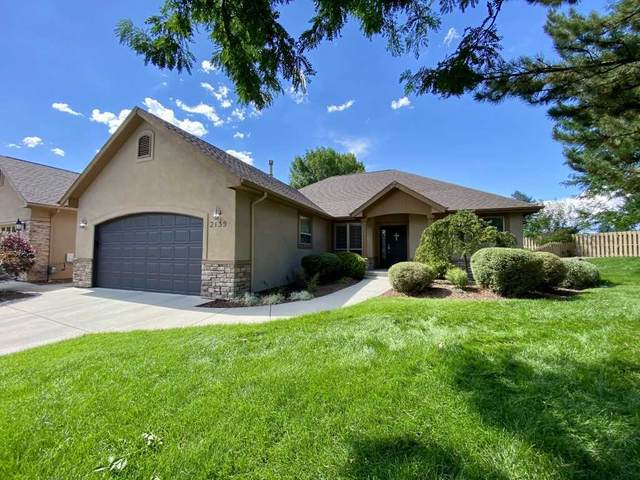 2139 Fernwood Court, Grand Junction, CO 81506 (MLS #20203709) :: Western Slope Real Estate
