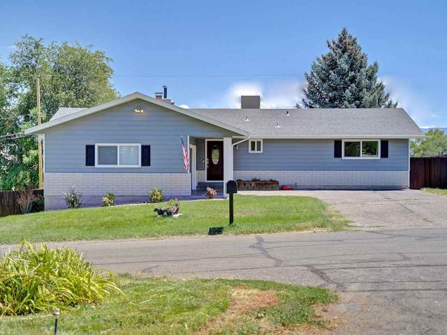 408 E Mayfield Drive, Grand Junction, CO 81507 (MLS #20203715) :: Western Slope Real Estate