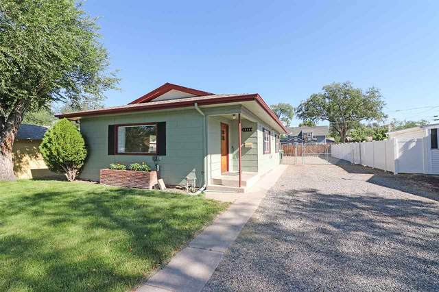 1520 White Avenue, Grand Junction, CO 81501 (MLS #20203721) :: The Kimbrough Team | RE/MAX 4000