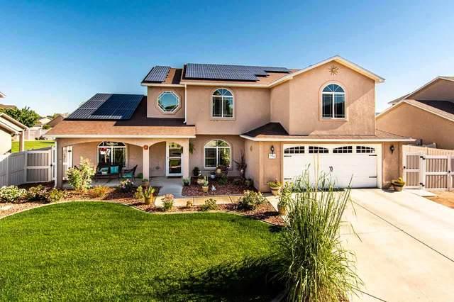 2866 Rock Creek Drive, Grand Junction, CO 81503 (MLS #20203749) :: The Danny Kuta Team