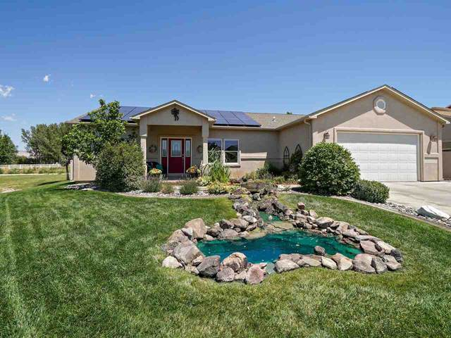 248 Frontier Street, Grand Junction, CO 81503 (MLS #20203753) :: The Kimbrough Team | RE/MAX 4000