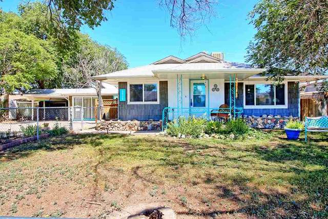 2856 Belford Avenue, Grand Junction, CO 81501 (MLS #20203759) :: The Christi Reece Group