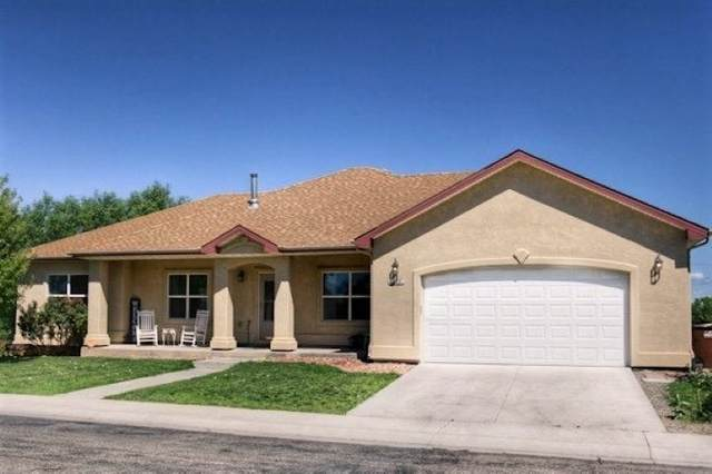 891 Baywood Court, Grand Junction, CO 81506 (MLS #20203765) :: The Christi Reece Group