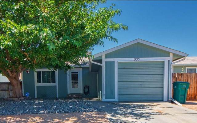 535 Garland Court, Clifton, CO 81520 (MLS #20203770) :: The Grand Junction Group with Keller Williams Colorado West LLC